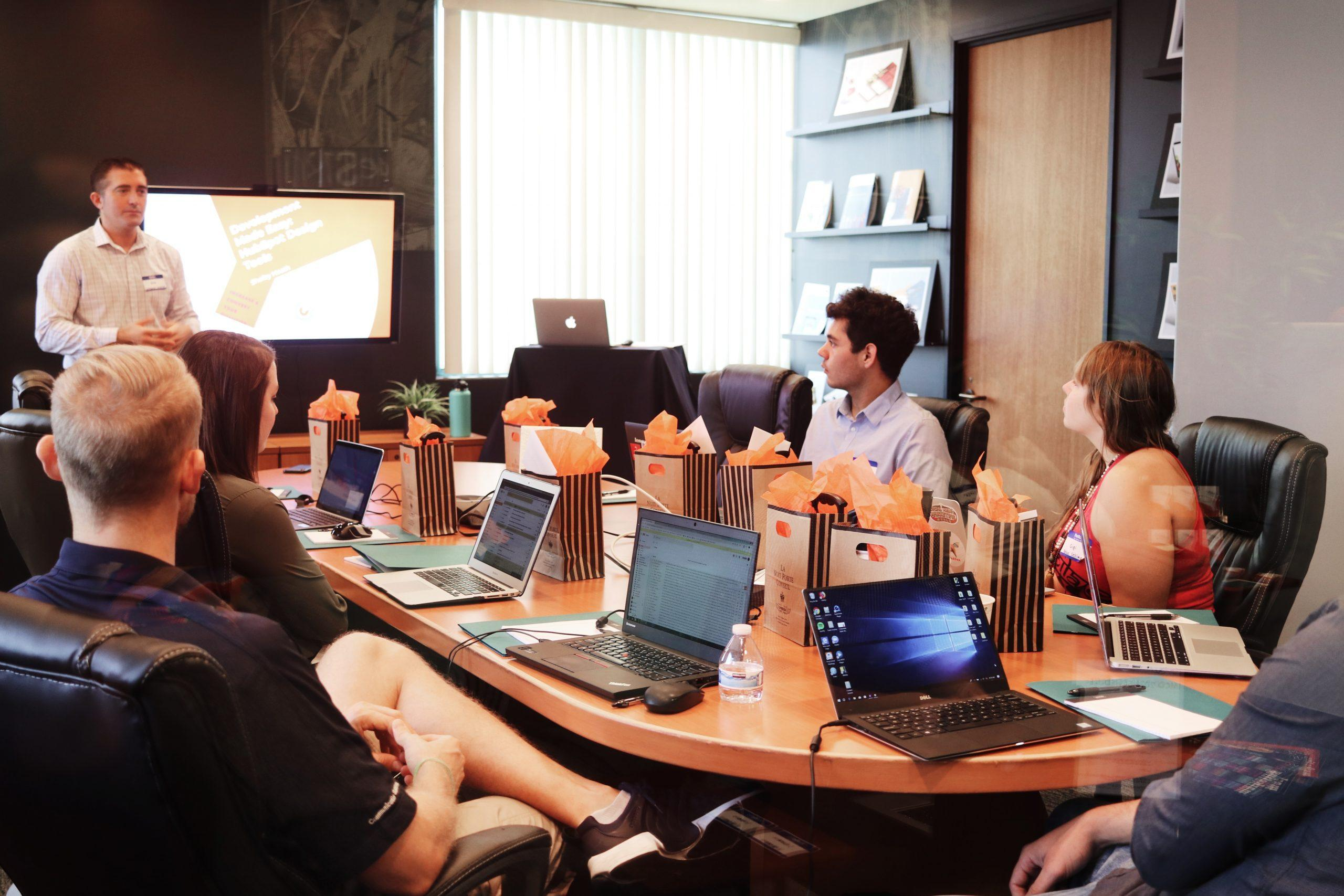 Engage Your Team with Productive Meetings