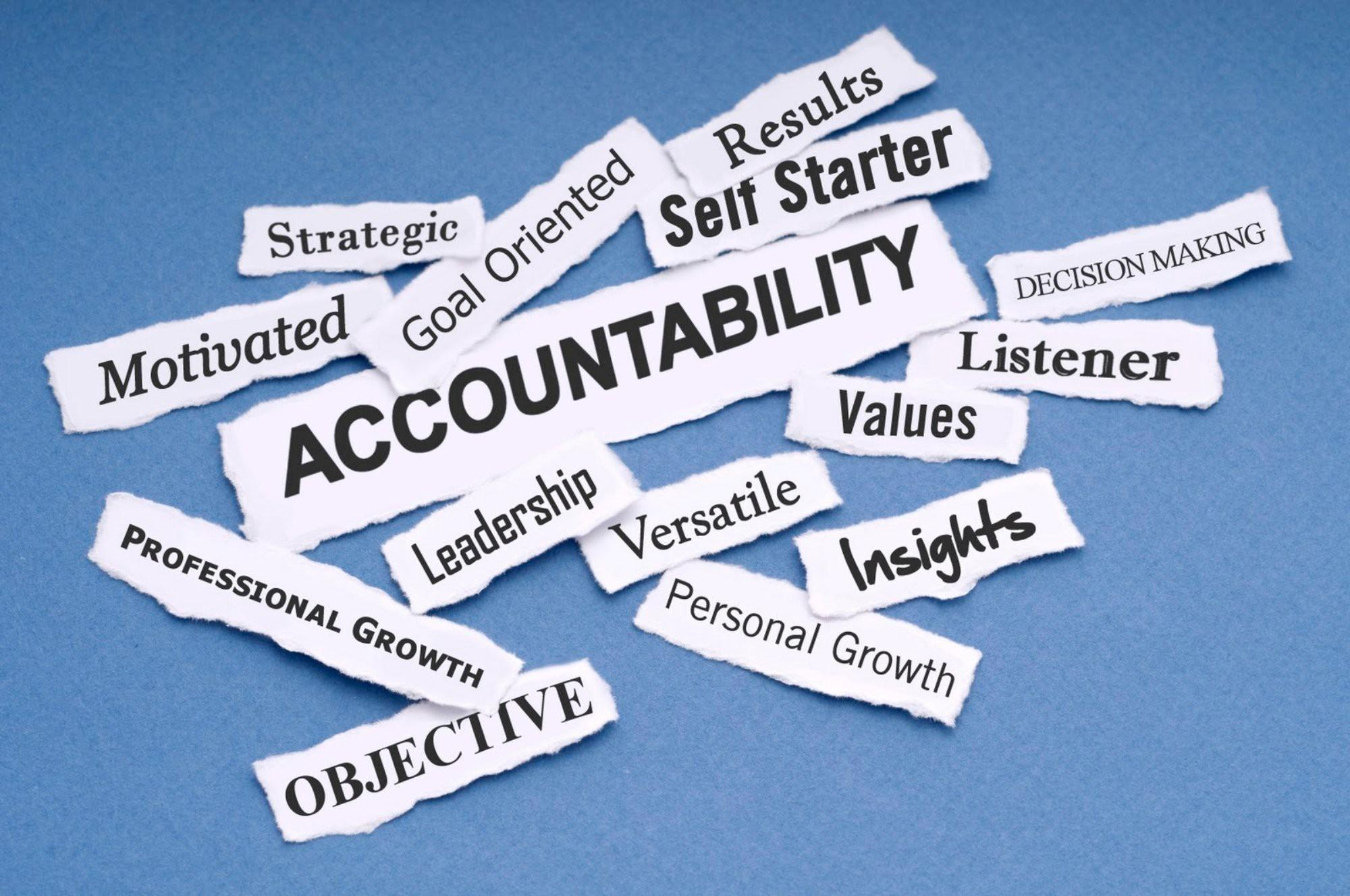 Do You Want a Culture of Accountability?