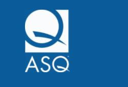 asq world conference