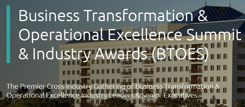 business transformation operational excellence